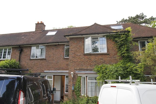 Thumbnail Detached house to rent in North Down Road, Sutton