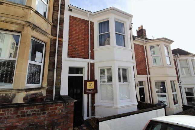 Thumbnail Terraced house for sale in Dowry Road, Clifton, Bristol