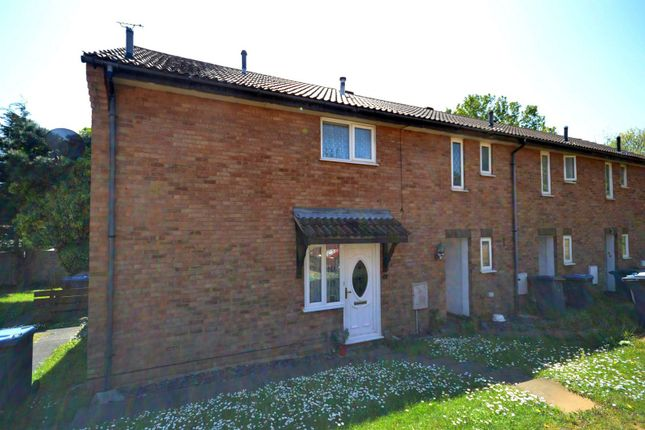 1 bed terraced house to rent in Brightwell Close, Felixstowe IP11