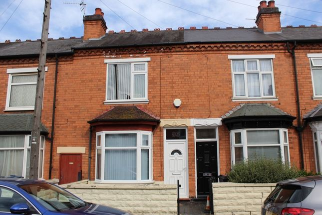 Thumbnail Terraced house for sale in Lily Road, Birmingham