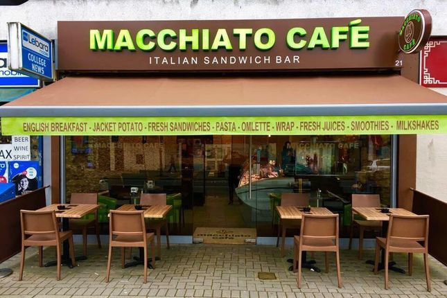 Thumbnail Restaurant/cafe for sale in College Road, Harrow