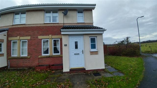 Thumbnail Semi-detached house to rent in Valley Drive, Carlisle, Cumbria