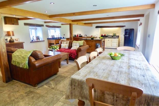 Thumbnail Detached house for sale in Beckside Farm, Little Urswick, Ulverston, Cumbria