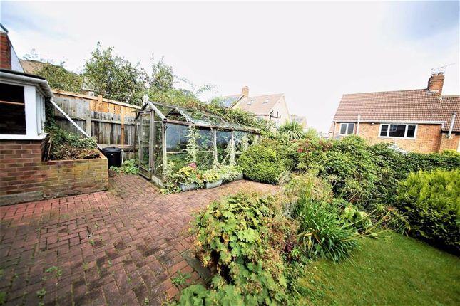 External of Hanby Gardens, Barnes, Sunderland SR3