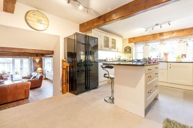 Dining Kitchen of Dean Bridge Lane, Hepworth, Holmfirth HD9