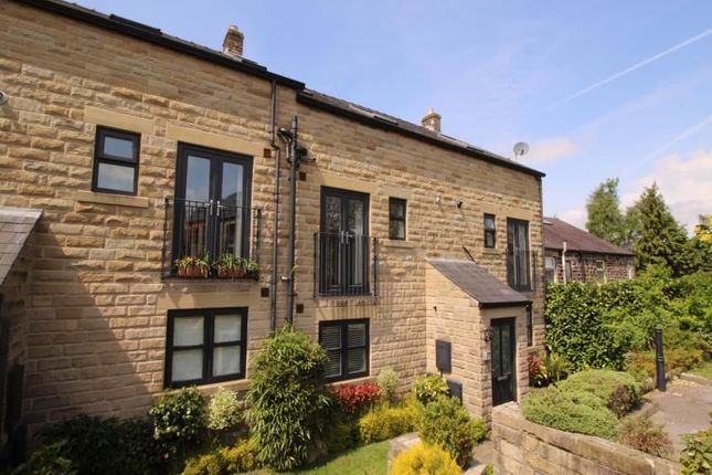 Thumbnail Flat to rent in Torside Mews, Hadfield, Glossop