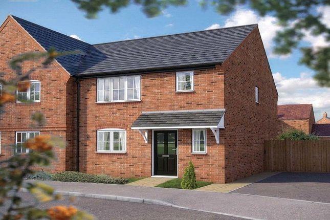 Thumbnail Semi-detached house for sale in Golden Nook Road, Forest Edge, Cuddington