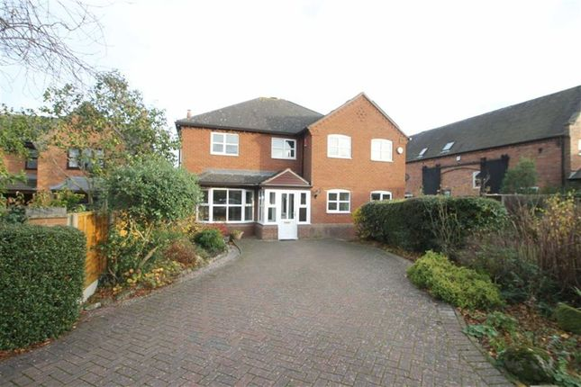 Thumbnail Detached house for sale in Shrewsbury Road, Hadnall, Shrewsbury
