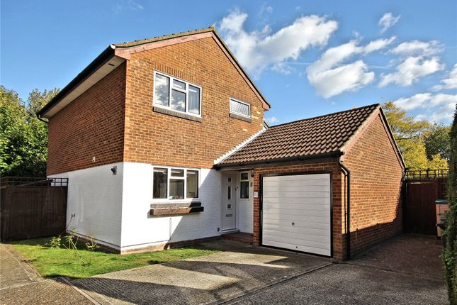 Thumbnail Detached house for sale in Woking, Surrey