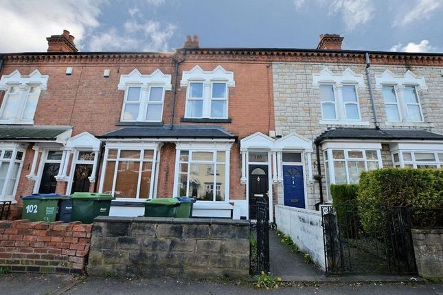 Thumbnail Terraced house for sale in Milcote Road, Bearwood, Smethwick