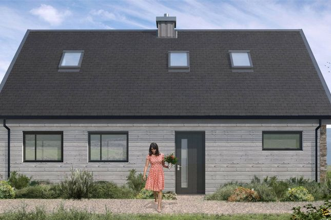 Thumbnail Detached house for sale in Plots 22, 23 & 24, Pistyll, Gwynedd