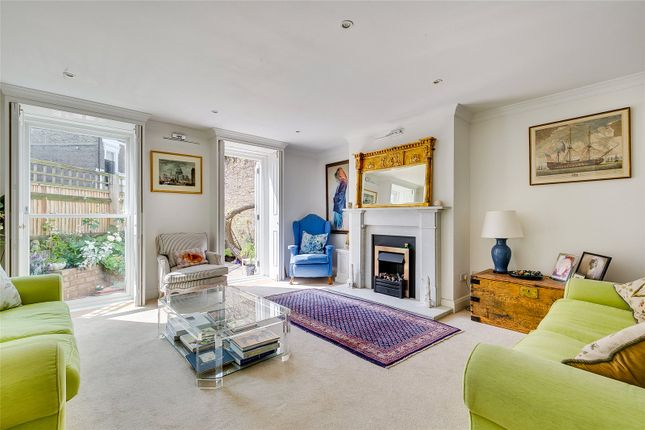 Living Room of Moore Park Road, London SW6