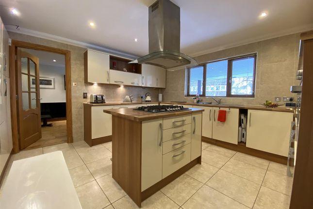 Kitchen of Galloway Avenue, Coltness, Wishaw ML2