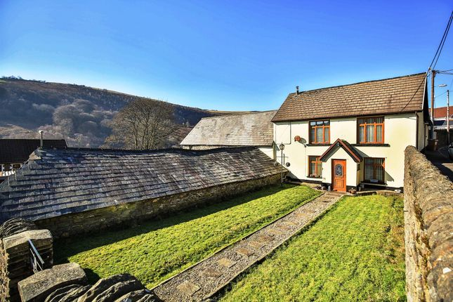 Thumbnail Detached house for sale in Queens Road, Elliots Town, New Tredegar