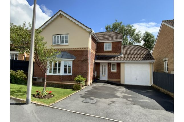 4 bed detached house for sale in Clos Bryn Haul, Llanelli SA14
