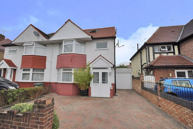 Thumbnail Semi-detached house for sale in Argyle Avenue, Hounslow