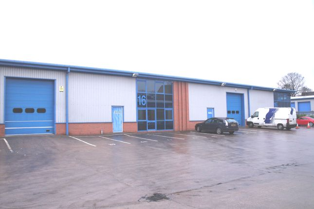 Thumbnail Industrial to let in Unit 15-16 Hollies Business Park, Hollies Park Road, Cannock