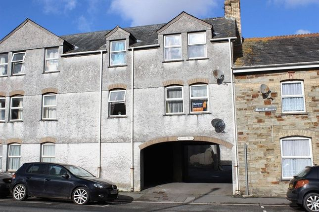 Thumbnail Flat for sale in Higher Bore Street, Bodmin