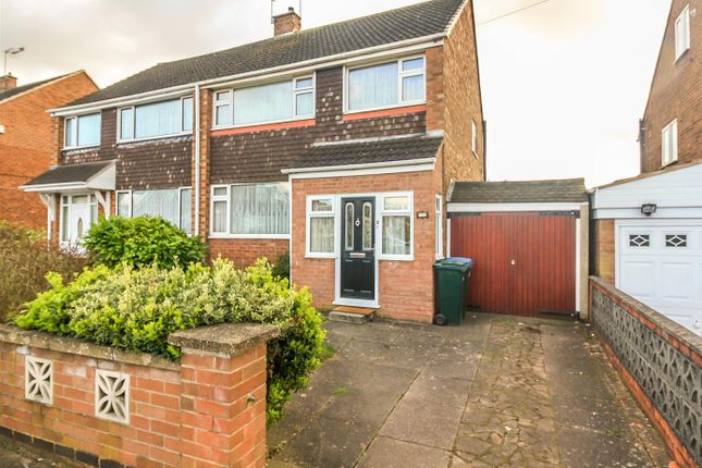 Thumbnail Semi-detached house for sale in Pleydell Close, Coventry
