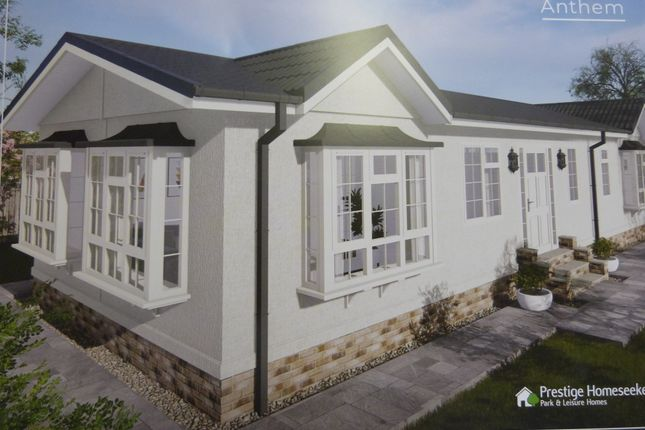 Thumbnail Mobile/park home for sale in Hooks Cross, Watton At Stone, Hertford