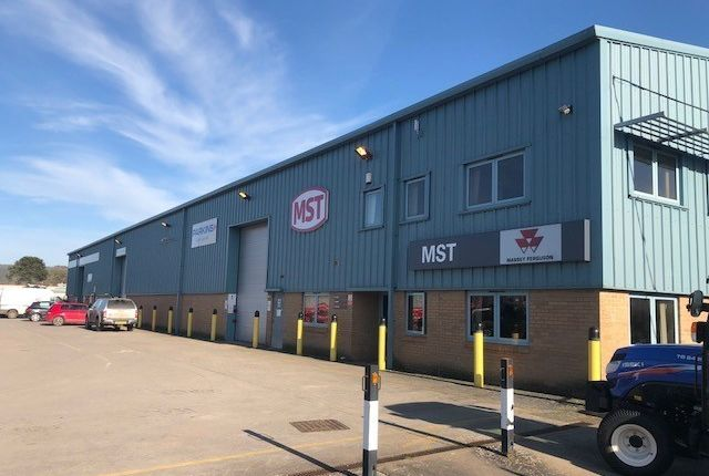 Thumbnail Industrial to let in Blundells Road, Tiverton