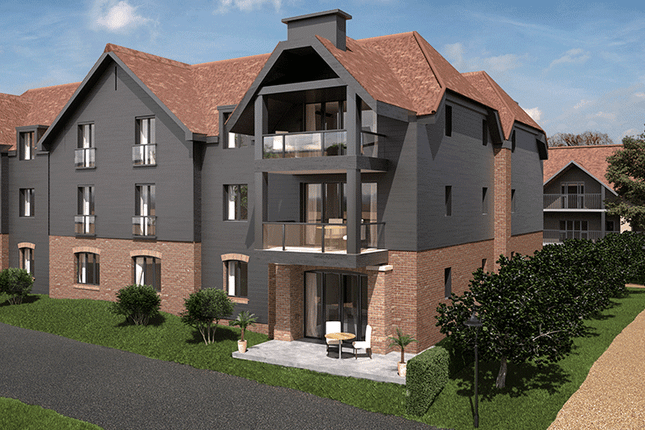 Thumbnail Flat for sale in Plot M09, Audley Stanbridge Earls, Romsey