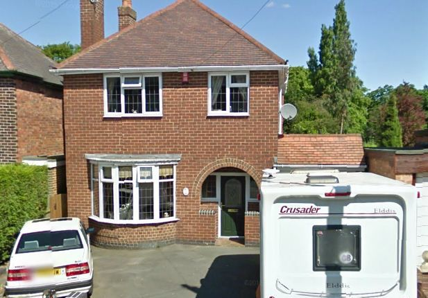Thumbnail Detached house for sale in York Road, Swadlincote