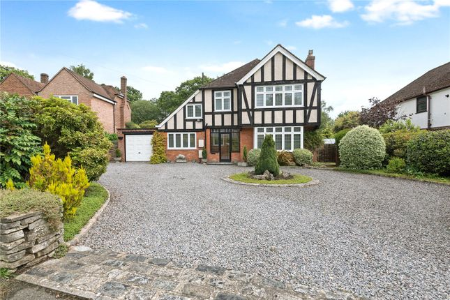 Thumbnail Detached house for sale in Kingsway, Chandlers Ford, Eastleigh, Hampshire