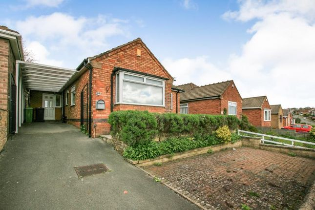 Thumbnail Bungalow for sale in Oakhill Road, Dronfield, Derbyshire