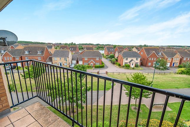 Thumbnail Penthouse for sale in St Katherines Mews, Hampton Hargate, Peterborough