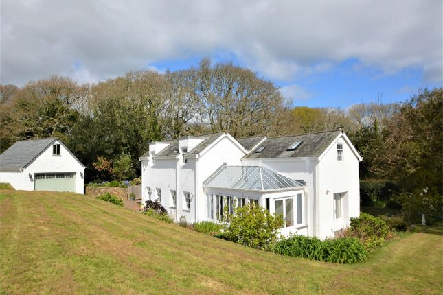 Thumbnail Detached house for sale in Mylor, Falmouth, Cornwall