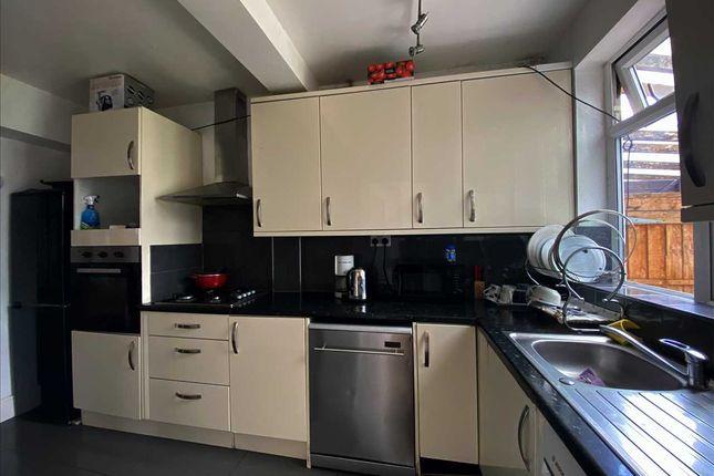 Kitchen of Lawrence Crescent, Edgware HA8