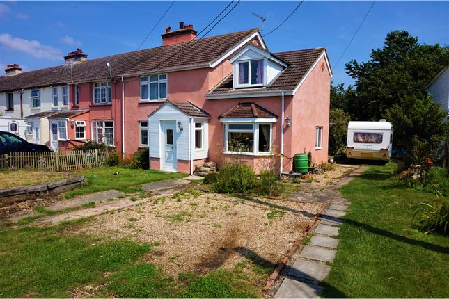 Thumbnail End terrace house for sale in Harwich Road, Clacton-On-Sea