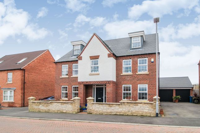 Thumbnail Detached house for sale in Mountain Ash Crescent, Edwalton