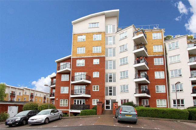 Thumbnail Flat for sale in Rockwell Court, The Gateway, Watford