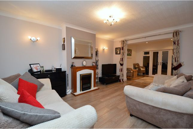 Thumbnail Semi-detached bungalow for sale in Crossby Close, Brentwood