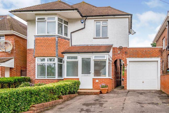 Thumbnail Detached house for sale in Saxholm Dale, Southampton