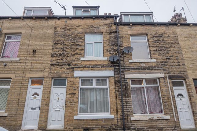 Thumbnail Terraced house to rent in Mount Terrace, Bradford