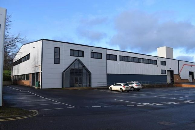 Light industrial to let in 10A Princes Park, Fourth Avenue, Team Valley Trading Estate, Gateshead, Tyne And Wear