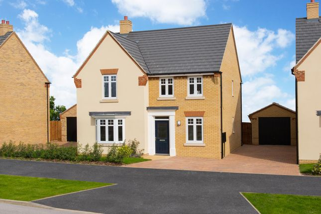 """Thumbnail Detached house for sale in """"Holden"""" at Southern Cross, Wixams, Bedford"""