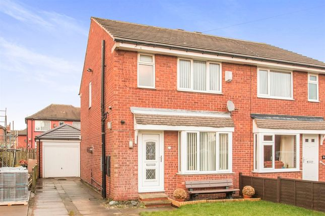 Thumbnail Semi-detached house for sale in Pentland Way, Morley, Leeds