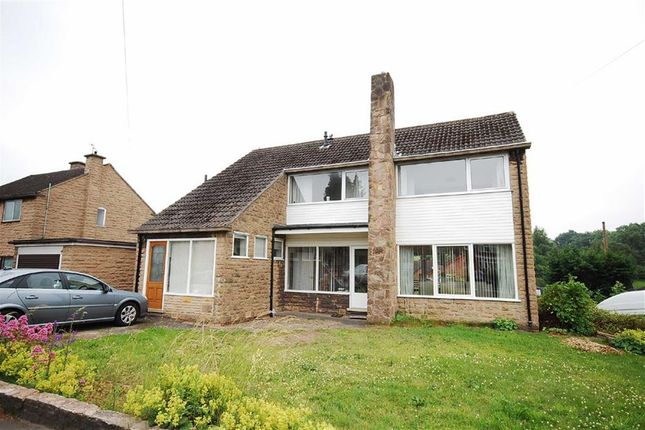 3 bed detached house for sale in St. Andrews Close, The Delves, Swanwick, Alfreton