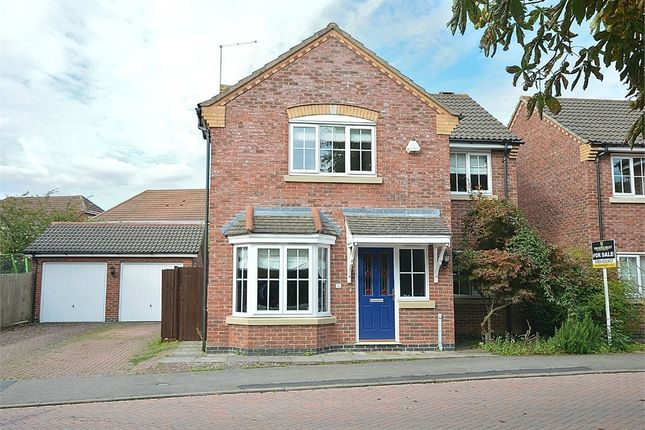 Thumbnail Detached house for sale in Volunteer Close, Wootton, Northampton