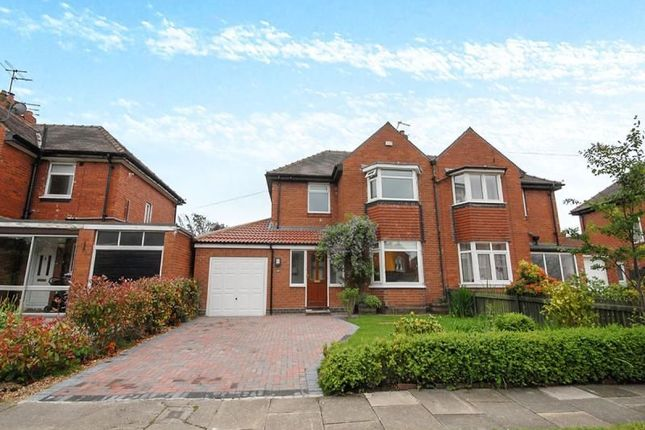 Thumbnail Semi-detached house to rent in Irwin Avenue, York