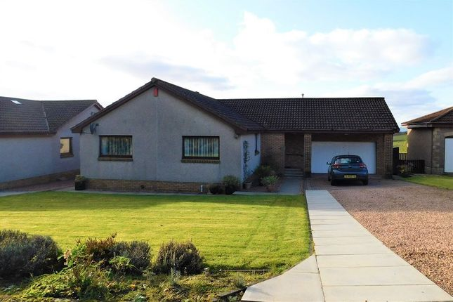 Thumbnail Bungalow for sale in 14 Craighouse Place, Saline