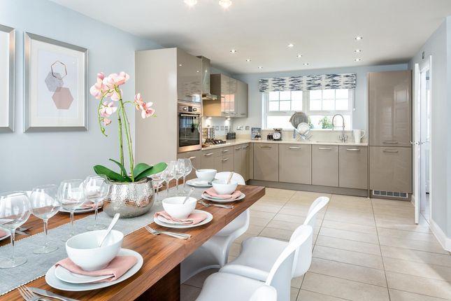 "Thumbnail Detached house for sale in ""Thornbury"" at Godwell Lane, Ivybridge"