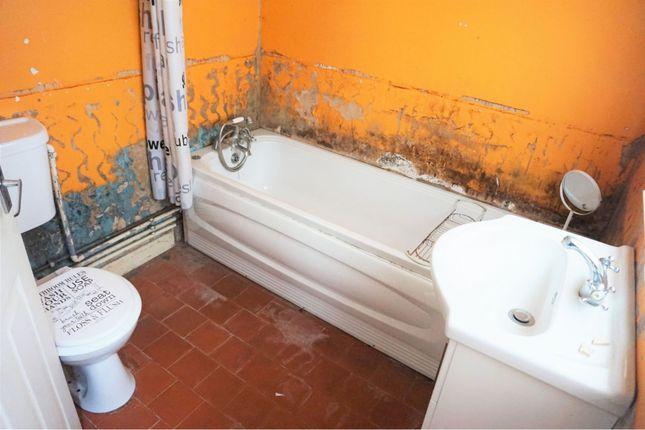 Bathroom of Harold Street, Stoke-On-Trent ST6