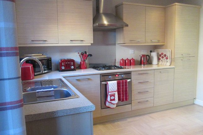Thumbnail Semi-detached house to rent in Brookholme, Beverley