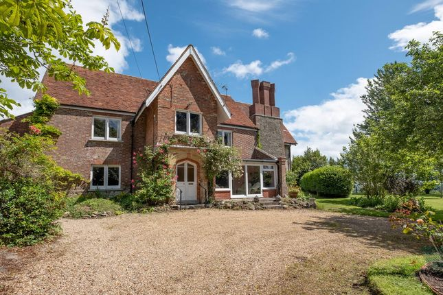 Thumbnail Farmhouse for sale in Gatehouse Road, Ashey, Ryde