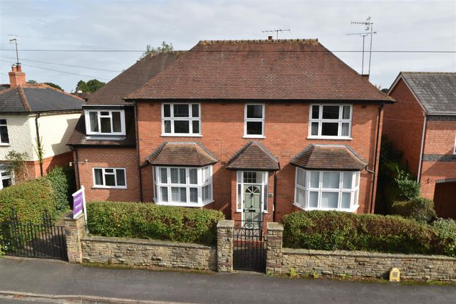 Thumbnail Detached house for sale in Corbett Avenue, Droitwich